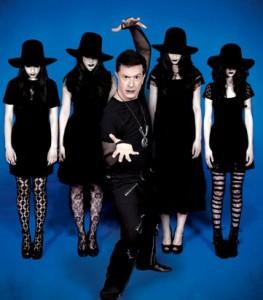 Colbert and The Black Belles